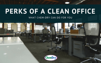 Perks of a Clean Office