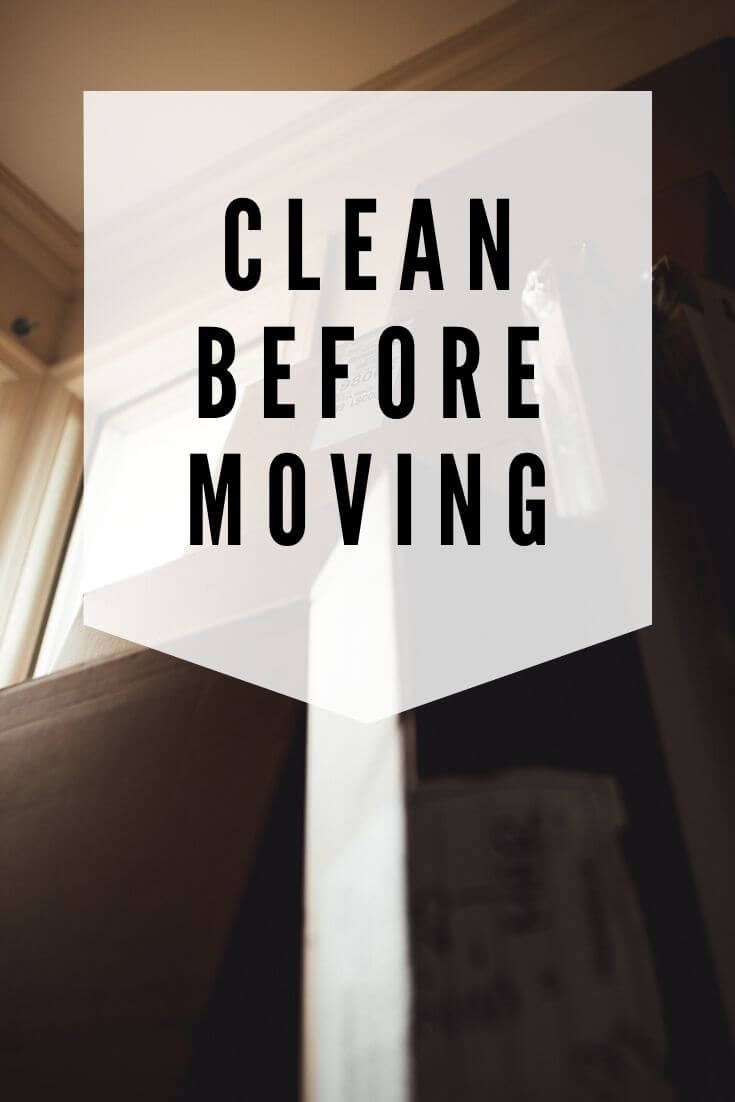 carpet cleaning when moving in new home